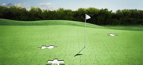Pelota de golf. PPuDM, iap les invita a su Primer Torneo de Golf A Favor de las Enfermedades Raras.