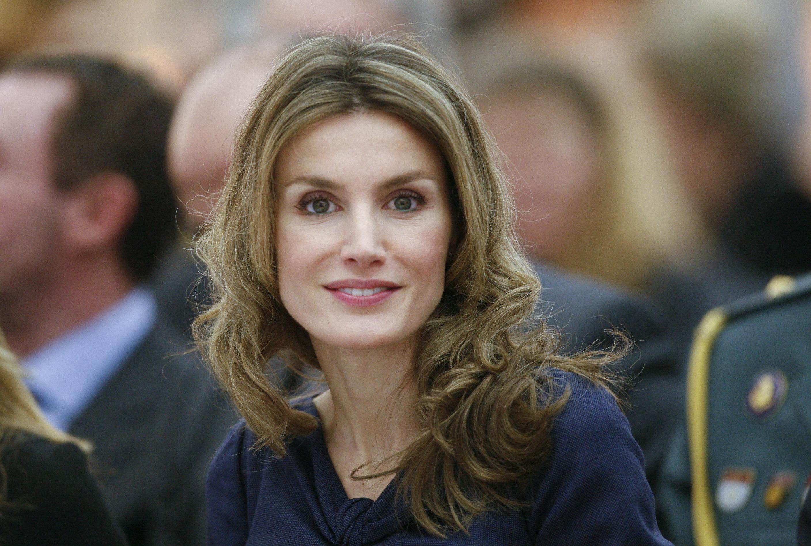 SAR la Princesa Letizia de Asturias