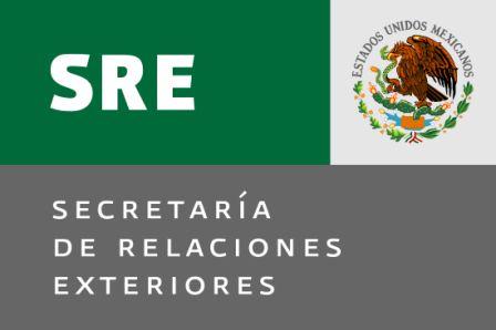 Logotipo de la Secretaría de Relaciones Exteriores