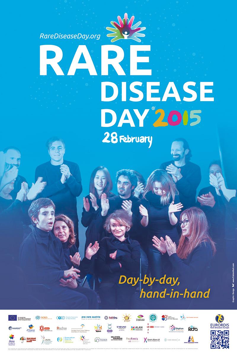 """Día EERR 2015, con el lema """"Día a día, mano a mano"""""""