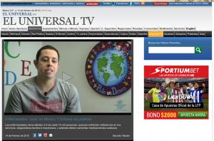 periódico ElUniversal, enfermedades raras, día de las enfermedades raras, 2015,