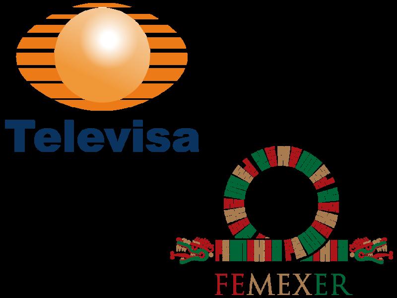 Famosos actores y conductores de TV de Televisa están con FEMEXER
