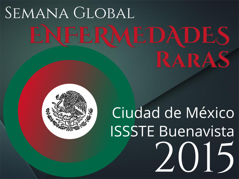 Semana Global 2015 de Enfermedades Raras