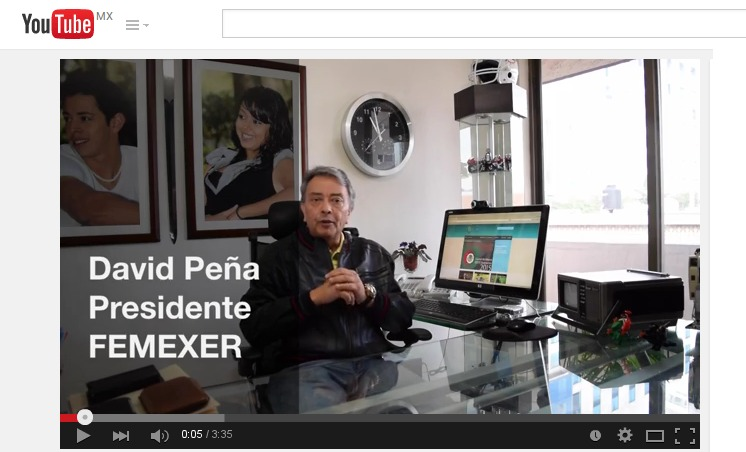 Mensjae de Davi Peña, presidente de FEMEXER y de Proyecto Pide un Deseo México, en relación a los recortes presupuestarios 2015 de la Secretaría de Salud