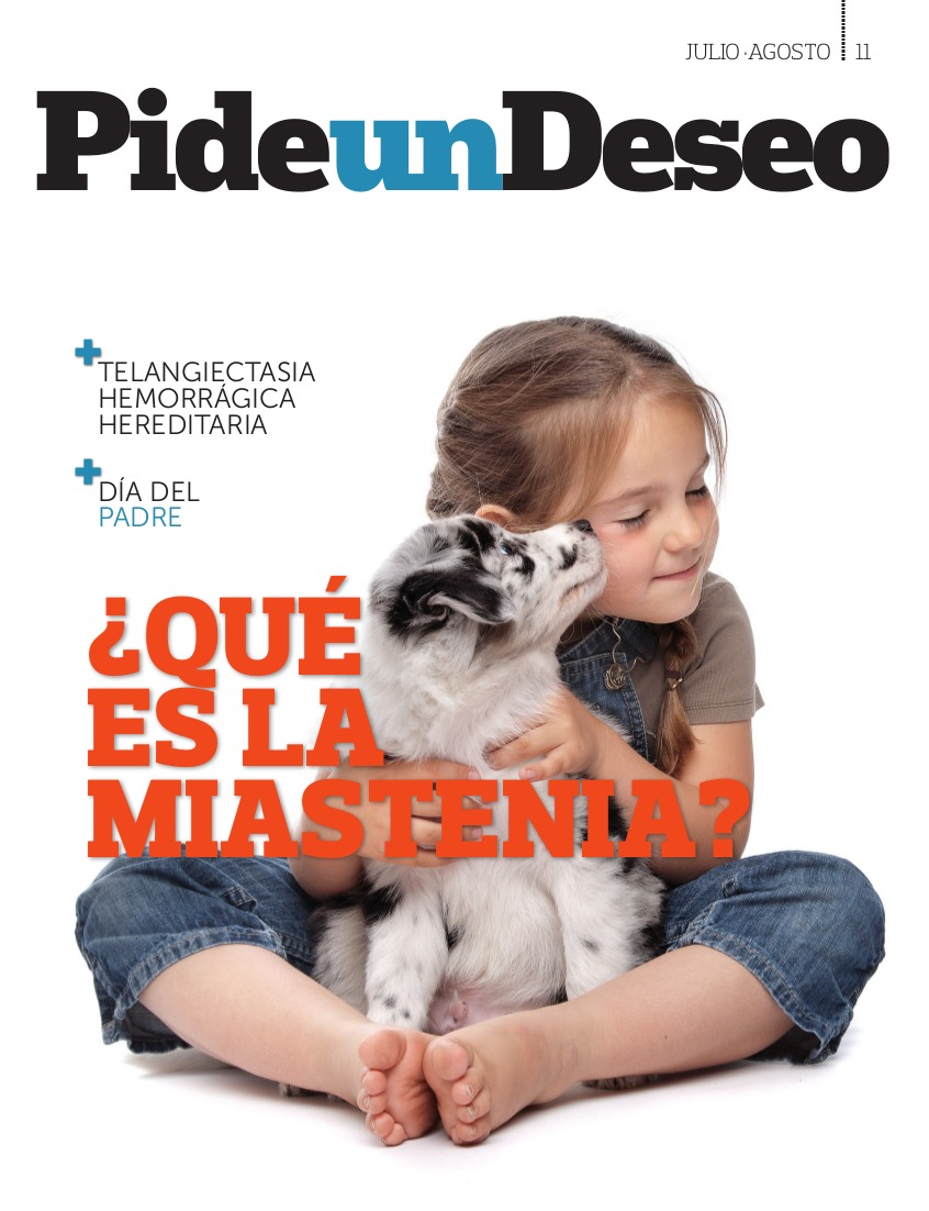 Revista 'Pide un Deseo', núm. 11 ed. junio-julio 2015