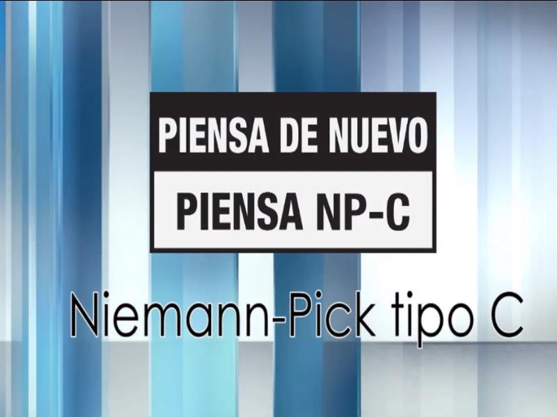 «Piensa de nuevo, piensa Niemann Pick tipo C»