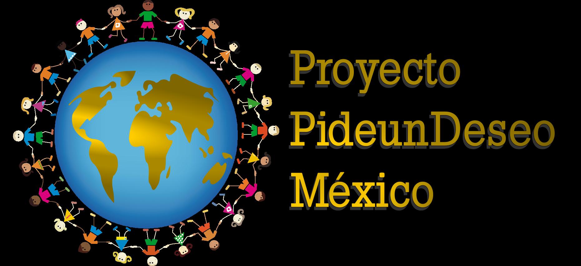 Logotipo de Proyecto Pide un Deseo México
