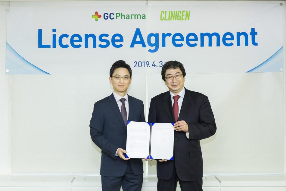 Clinigen K.K. y GC Pharma anuncian un acuerdo de licencia exclusivo en Japón para Hunterase (Idursulfase-beta) ICV, medicamento para el síndrome de Hunter