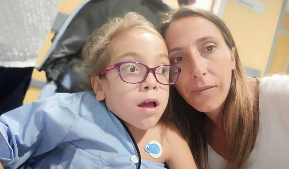 Denuncian que Sanidad niega administrar un tratamiento a una niña de Valladolid con síndrome de Sly