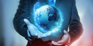 global communications, 1800x