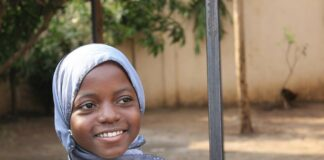 Tanzania, niña Yusra, Gaucher