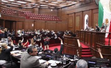 Congreso de Michoacán, México