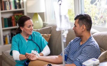 terapias de infusión, TRE, en casa, ambulatoria, terapias de remplazo enzimático,