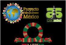 Logos de FEMEXER, AcceSalud y Proyecto Pide un Deseo México