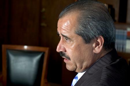 José Ángel Córdova Villalobos, secretario de Salud de la República Mexicana